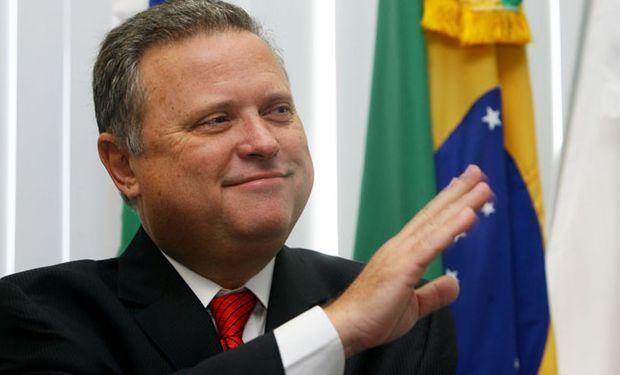 Blairo Maggi, nuevo ministro de Agricultura de Brasil.