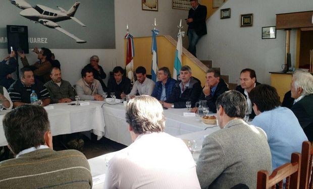 Para hacer frente a la crítica situación provincial, el Ministerio de Agroindustria se compromete a otorgar a la Provincia de Córdoba un Fondo excepcional.