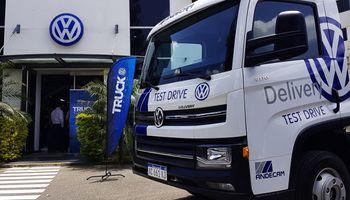 El Truck Forum de Volkswagen Camiones llegó al Concesionario de Salta