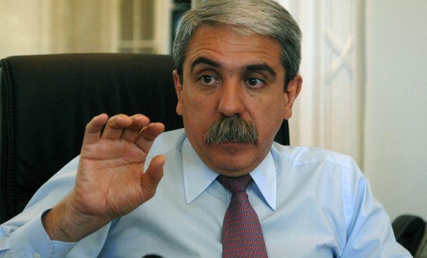 Aníbal Fernández convocó a una reunión para anunciar su plan para el campo.