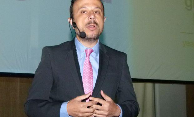 Antonio Aracre, director regional de Syngenta para Latinoamérica