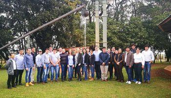 La Asociación de Productores de Semillas del Paraguay se capacitó con APOSGRAN