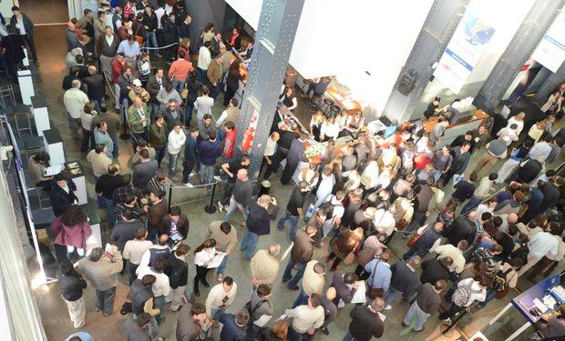 El XXI Congreso de AApresid se lleva a cabo en el Centro de Convenciones Metropolitano de Rosario. (ArDig. String Agro)