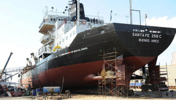 Argentina pierde u$s4.000 millones al año en fletes navieros