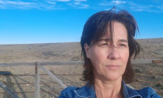 Ariela Aristizábal: la fuerza de una mujer para producir carne en el fin del mundo