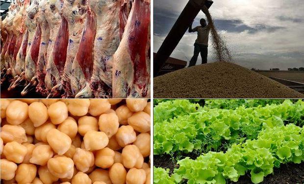 Cada actividad agropecuaria está alcanzada por un Dictamen distinto que establece el beneficio o no de la alícuota reducida