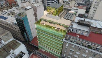 Armonía, el primer edificio totalmente sustentable de Rosario