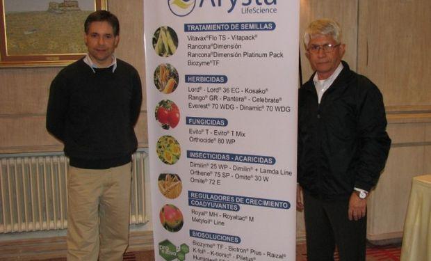 Arysta viene desarrollando en diferentes cultivos y ambientes una línea muy completa de Bioestimulantes que promueven las actividades fisiológicas.