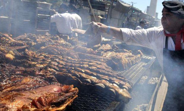 En noviembre, bajó el precio de la típica comida argentina (La Voz/Archivo).