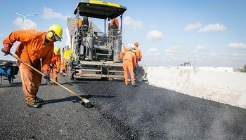 Durante agosto se alcanzó el mayor consumo de asfalto vial de la historia