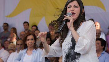"""Tercer audio de Fernanda Vallejos: """"El mapa argentino quedó pintado amarillo, es muy impactante"""""""