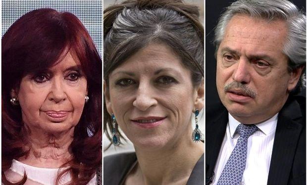 """El segundo audio de Fernanda Vallejos: """"A este Gobierno hay que relanzarlo, ya fue, fracasó"""""""