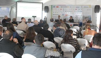 Amplia oferta para capacitarse en el auditorio de AgroActiva