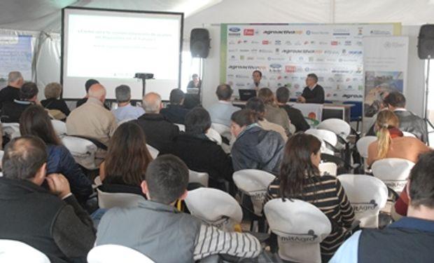 También habrá otras diversas charlas vinculadas al sector.