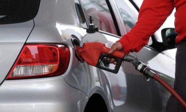 Entre enero y marzo, los combustibles aumentaron un 12%. Entre abril y mayo, sumó otro 16%. El acumulativo da un 31% anual.