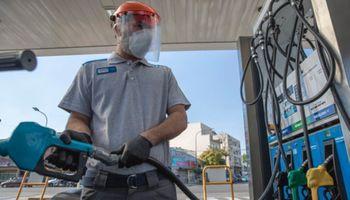 Aumenta un 5% el gasoil desde el fin de semana