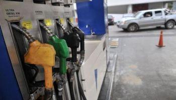 Rige aumento de 6% para naftas