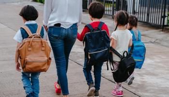 Suspensión del régimen de ausencias por cuidado de hijos