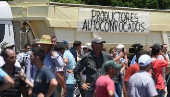 Autoconvocados manifestaron su preocupación por el Consejo Agroindustrial y no descartan movilizarse