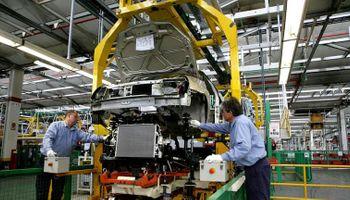 Cayó 6% la producción industrial en marzo