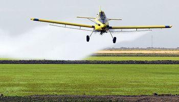 Prohíben la aplicación de fitosanitarios en Pergamino