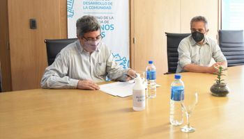 Buenos Aires anunció financiamiento a cooperativas y asociaciones para mejorar sus producciones agropecuarias