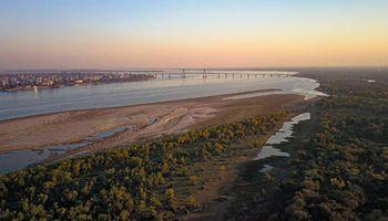 Río Paraná: el Gobierno invierte mil millones de pesos en las zonas afectadas por la bajante histórica