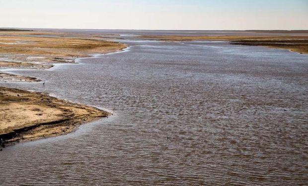 El río Paraná va por el récord y llegaría a medir un metro por debajo del cero: cómo impacta en el agro