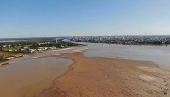 La bajante del Paraná dejó un fuerte impacto en la carga de granos, pero desde enero la altura viene en aumento