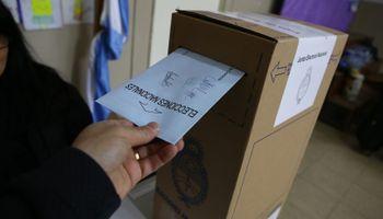 Abrió la votación de un ballottage histórico entre Macri y Scioli