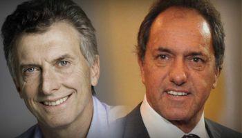 Habrá ballottage: Macri competirá por la presidencia con Scioli
