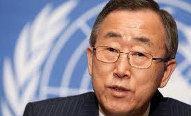 Cristina llegó a EEUU y se reúne con Ban Ki-moon