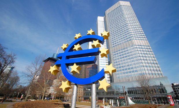 Señal del BCE: avisó que podría reducir las tasas de interés
