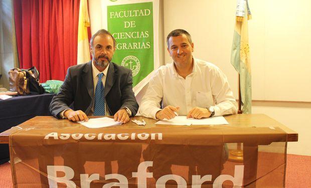 Banco Galicia junto a la Asociación Braford Argentina (ABA).