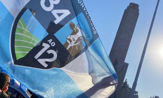 Banderazo del 17A: imágenes desde distintos puntos del país