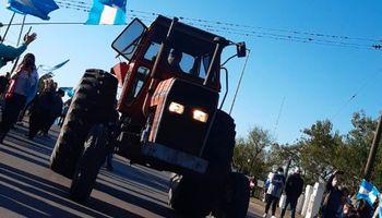 Con una fuerte presencia policial, se realizó un nuevo banderazo en Avellaneda que se replicó en distintos puntos del país