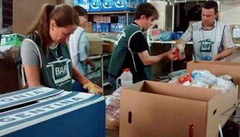 Coronavirus: Sociedad Rural de Rosario dona más de 6500 kilos de carne al Banco de Alimentos