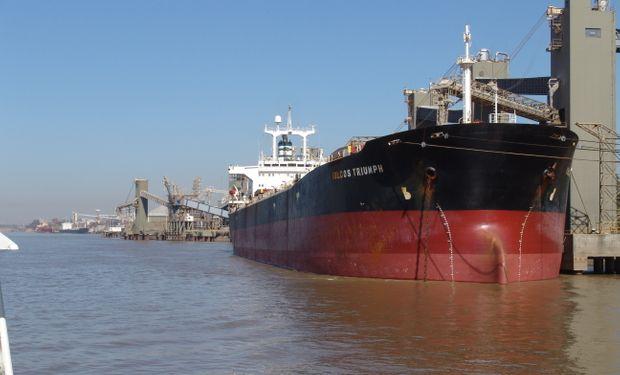 Comenzarán a oficializarse permisos de exportación de soja 2013/14