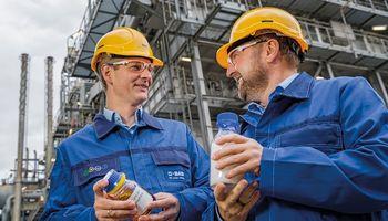 BASF, la primera en fabricar productos con plásticos reciclados químicamente