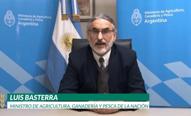"""Basterra: """"La posibilidad de que no falte trigo en la mesa está siendo tomada muy en serio en el sector"""""""