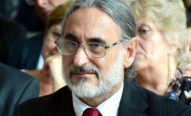 Basterra es el ministro de Agricultura, Ganadería y Pesca de Alberto Fernández.
