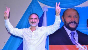 Basterra se aferra a Insfrán en medio de la crisis del Frente de Todos
