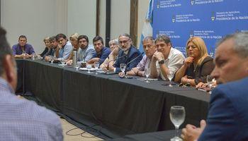 """Basterra en Corrientes:""""Vamos a dar prioridad a los que más necesitan"""""""