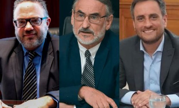 La visión sobre el agro de tres funcionarios del gobierno nacional