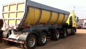 Lanzan al mercado una revolucionaria batea para el transporte de granos