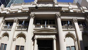 BCRA le prestó casi $ 30.000 millones al Tesoro en un solo día