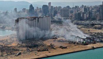 El nitrato de amonio, ¿se usa como fertilizante? La respuesta luego de la explosión de Beirut