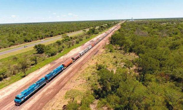 El tren carguero más largo de la historia hizo su viaje inaugural.