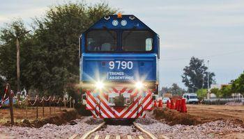El Belgrano Cargas tuvo récord de toneladas transportadas durante el primer semestre