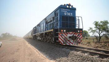 Récord histórico de toneladas transportadas en el Belgrano Cargas